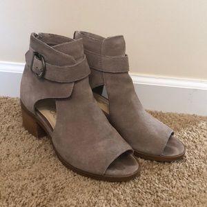 Sole Society Tracy Block Heel Sandal